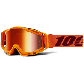 100% Racecraft Anti Fog Mirror Goggles Menlo